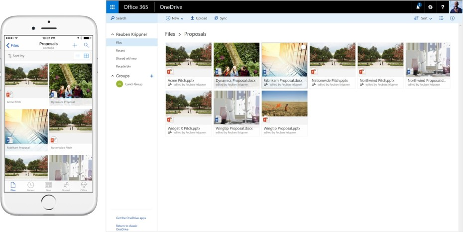 Microsoft will release SharePoint mobile apps, OneDrive integrations later thisyear