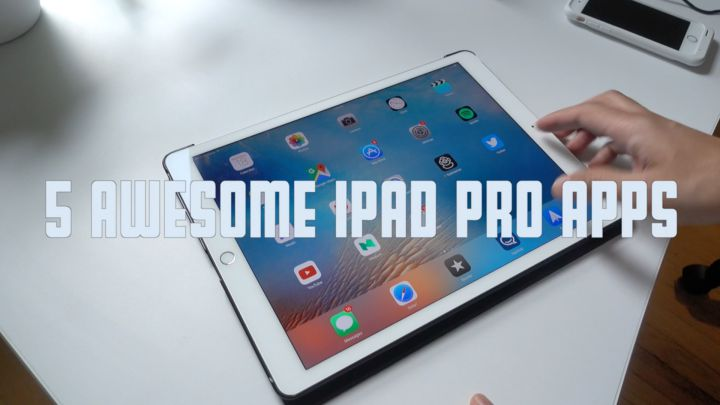 Five awesome iPad Pro apps, no Apple Pencil required [Video] — 9to5Mac