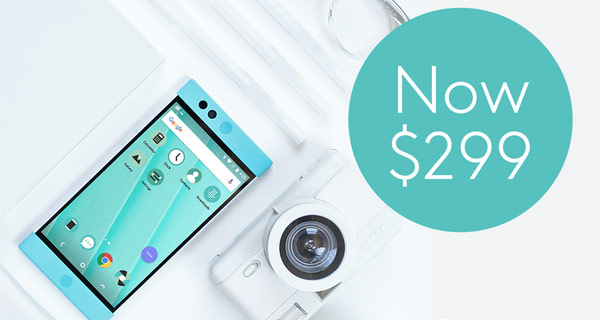 Deal: Get Nextbit's Cloud-First Android Phone Robin For $100 Off Original Price